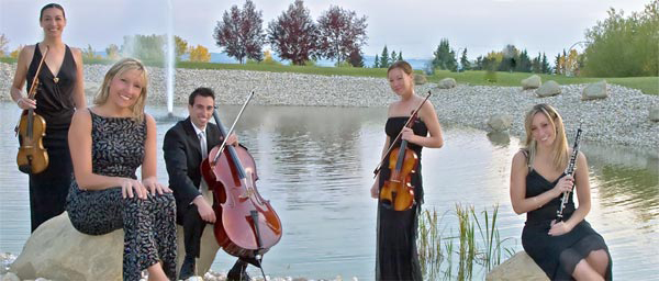 String Quartet for Weddings Calgary